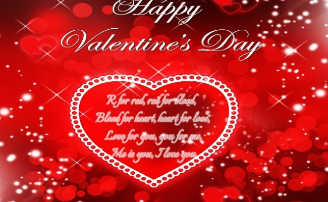 Fabulous Valentine Day 2016 Greetings Quotes In English