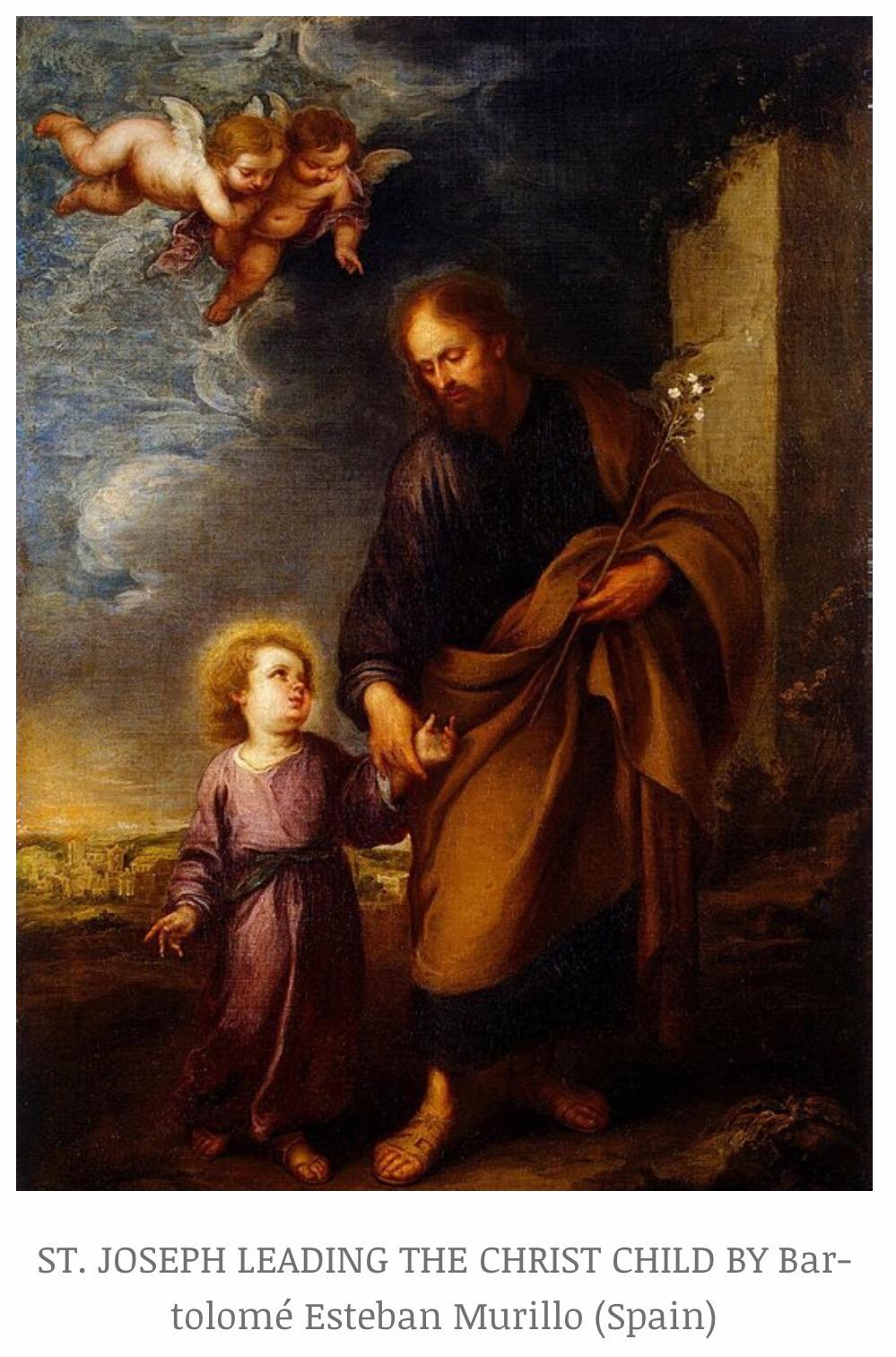 Saint Joseph, we need your help