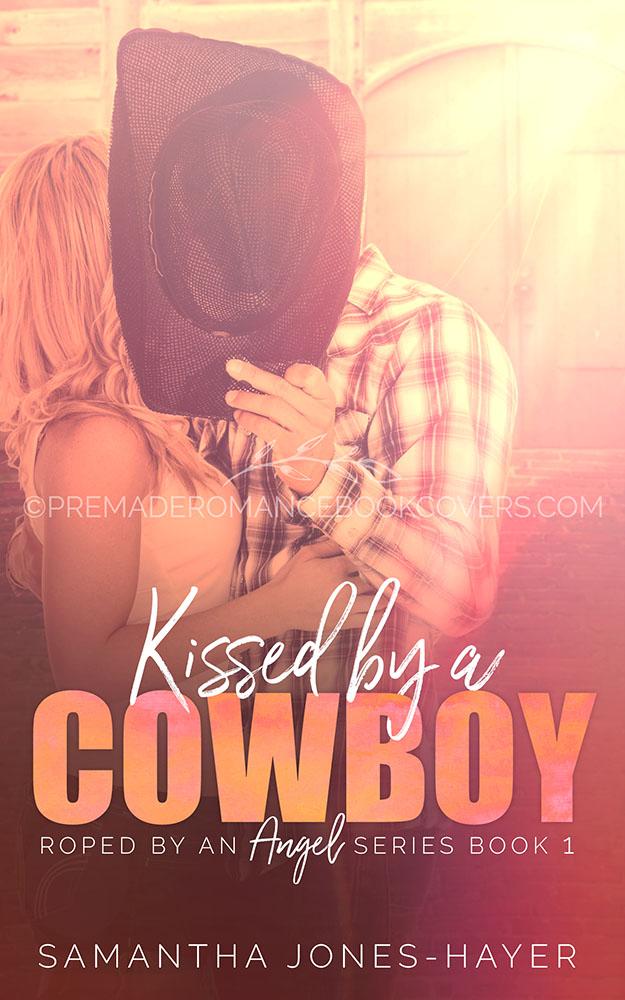 Western Premade Romance Book Cover