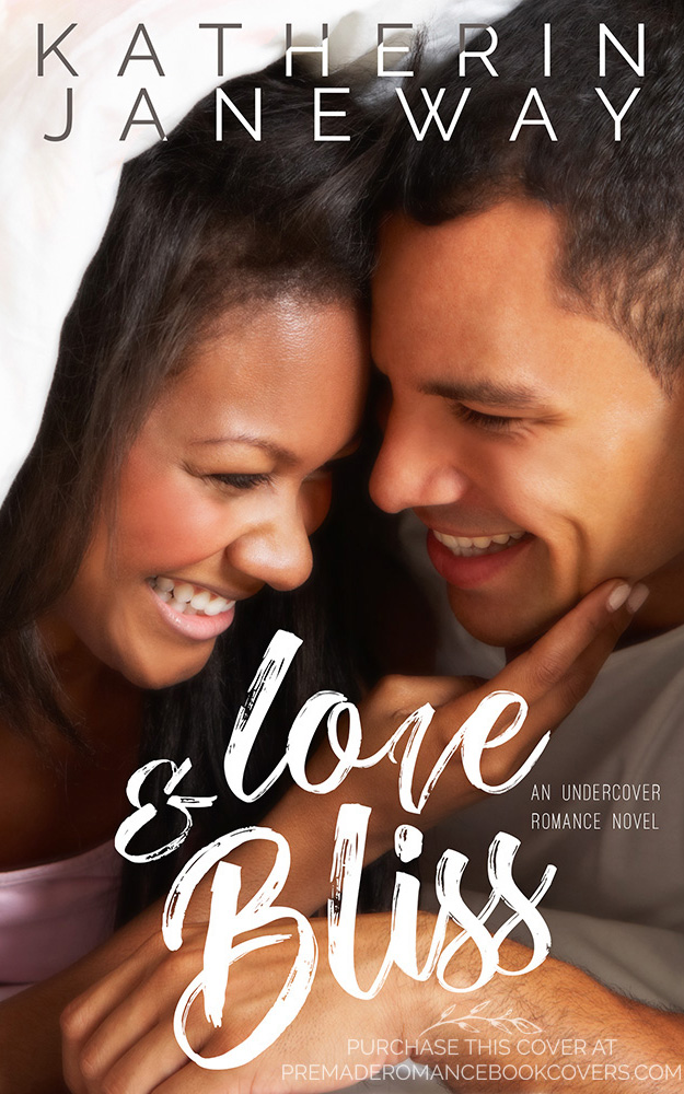 African American Premade Romance Book Cover
