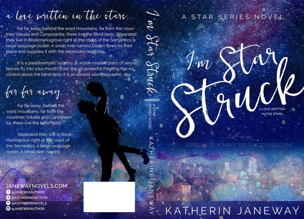 Sci-Fi Young Adult Premade Romance Book Cover