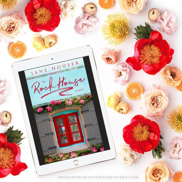Chick-Lit Premade Romance Book Cover Design