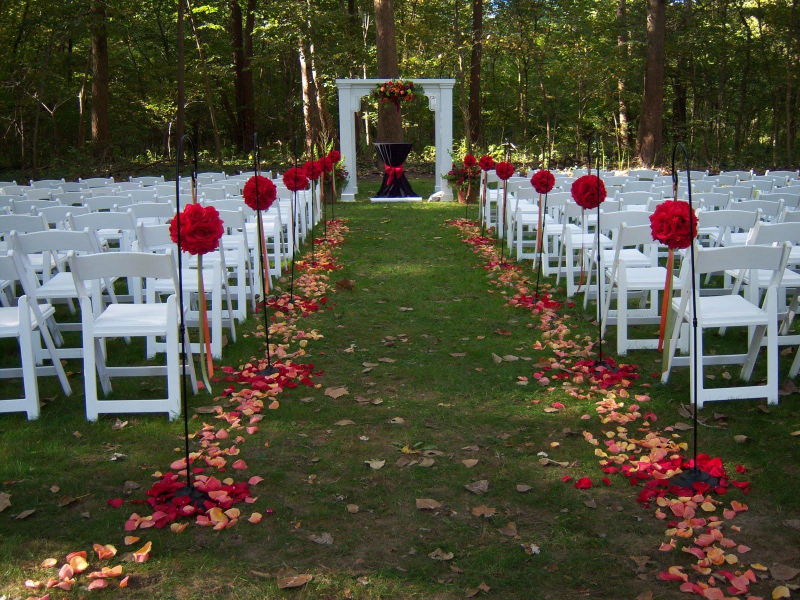 Romanceishope: Wedding Decor Ideas