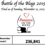 Battle of the Blogs Update 11/15/2015