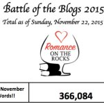 Battle of the Blogs Week End 11/22/2015