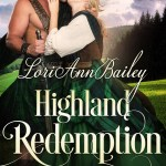 Highland Redemption Cover Reveal