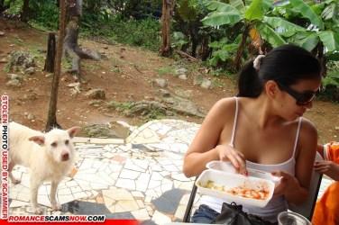 Thelma Konadu Agyekum konaduthelma@rocketmail.com - Christmas Island but from Ghana - Images Probably Stolen (But May Be Real)