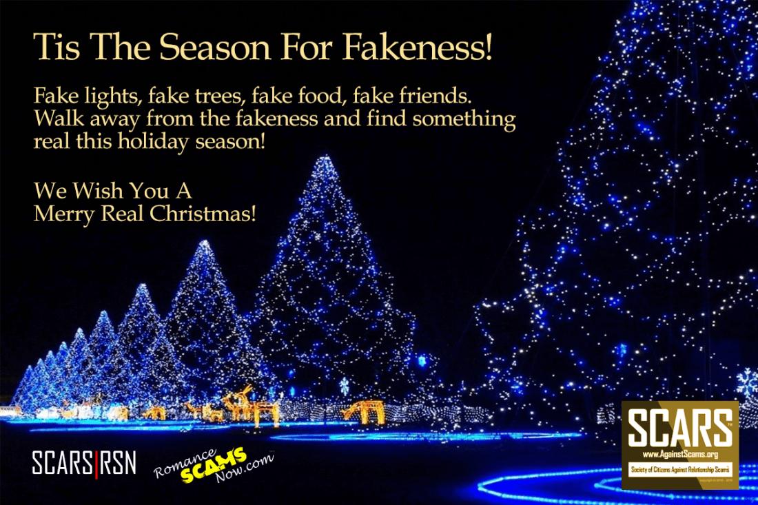Merry Real Christmas