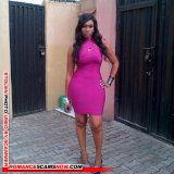 DATING MONEY SCAMMER: Christelle Amanda 23 christelle123@live.com - Abata, Mono, Benin