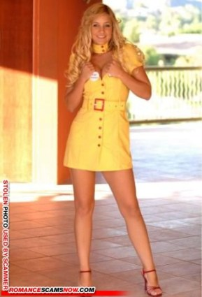 elizabethjjoshua@hotmail - Confirio.com Dating Scammer