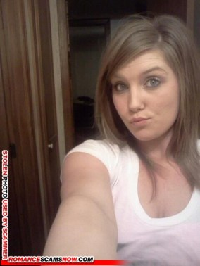 lolololololololololol - Romance Scammer / Dating Scammer - Image Stolen From Real Person