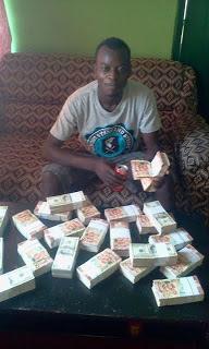 nigerian dating scammer