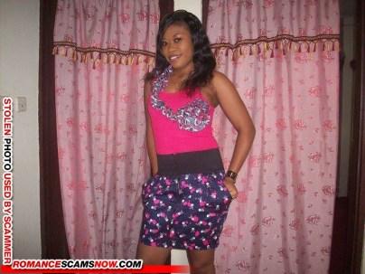 REAL NIGERIAN SCAMMER: Tracy Smith (Karen) stracy880@yahoo.com Nottingham, England, United Kingdom