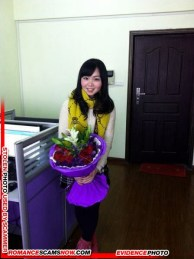Shu Qin Xie - Appchinler@163.com - Chinese Scammer - China Dating Scammer