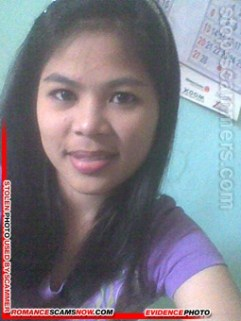 Dating Scammer Bianca Anderson from Manila
