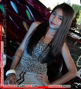 Dating Scammer Jenna Mae Garcia from Manila