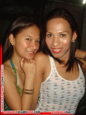 Dating scammer Leonamel Bolos - Leonora P Abarquez 2