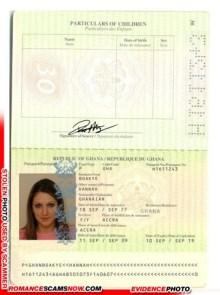 Hannah Boakye - Ghana Passport H1611243