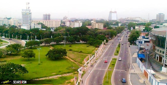 City of Accra, Greater Accra, Ghana