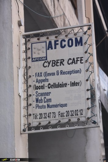 Internet Cafes Of Burkina Faso