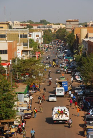 Burkina Faso, City of Ouagadougou