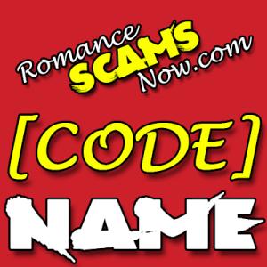code-name banner alert