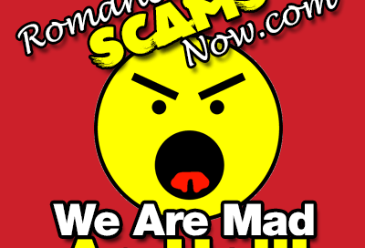 We're Mad As Hell And Not Going To Take Online Scams Anymore!