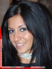 Blessing Marfo using photo of Raven Riley