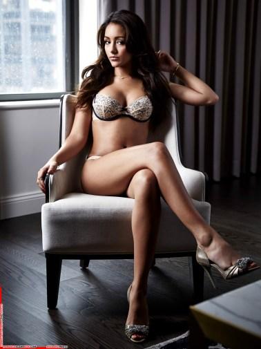 Melanie Iglesias at The Benjamin Hotel