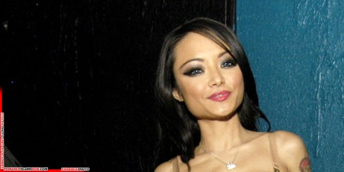 Tila Tequila Visits The White Star Nightclub