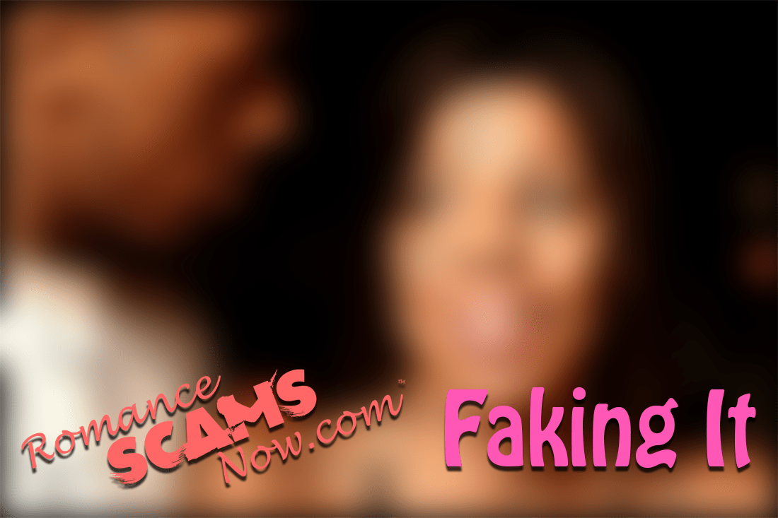 Online dating scams stories