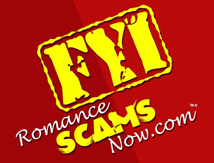 For Your Information - RomanceScamsNow.com