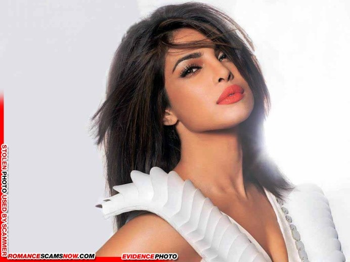 Priyanka Chopra (Miss World, Bollywood Actress)