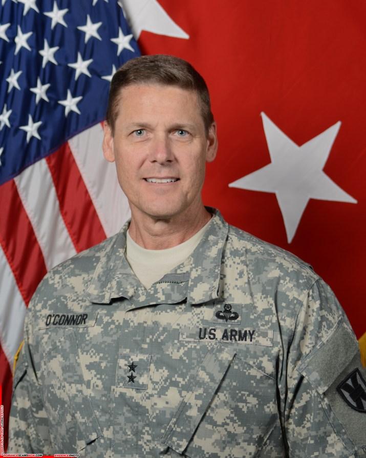 General John R OConnor 2