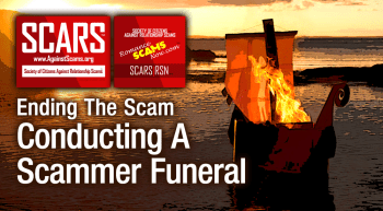 Removing The Face Of Your Scammer – SCARS|RSN™ Psychology of Scams