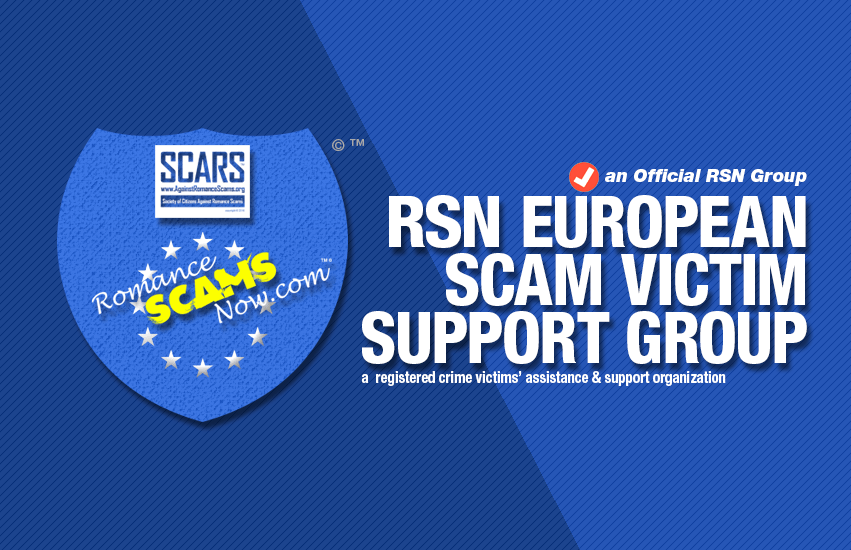 RSN™ European Scam Victims Support Group #20