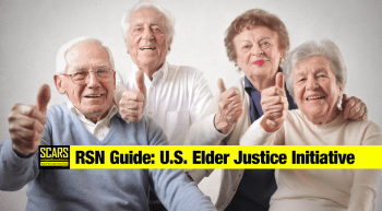 SCARS/RSN Guide To The Elder Justice Initiative