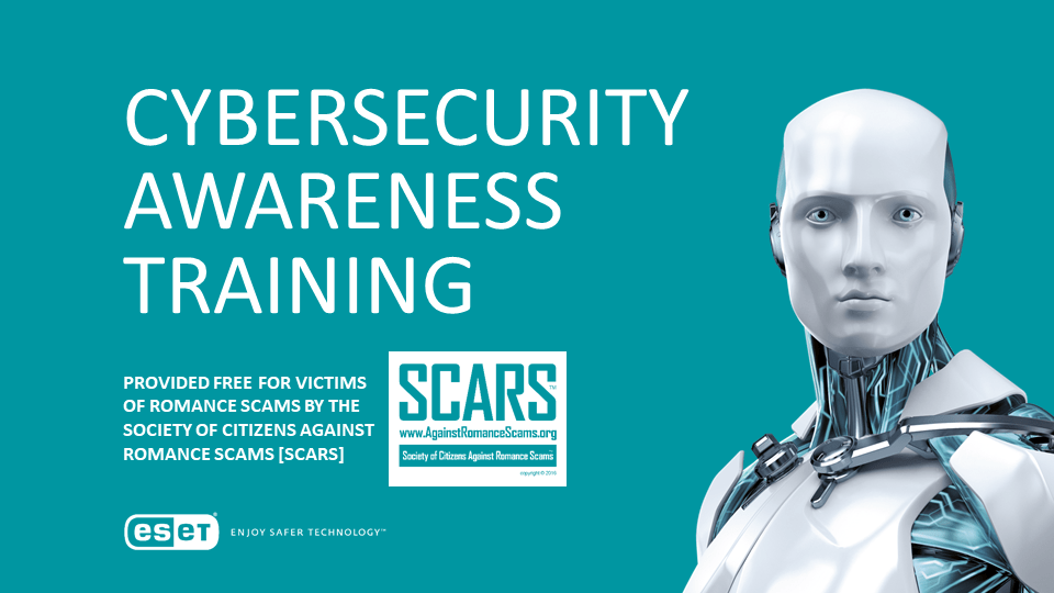 Scars Eset Cybersecurity Awareness Training Presentation