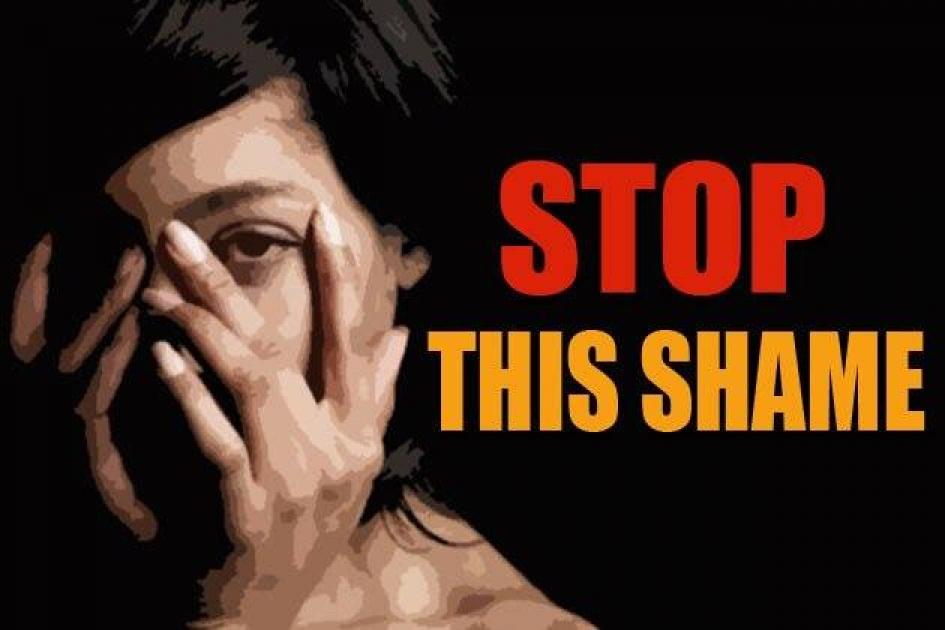 Stop Shame