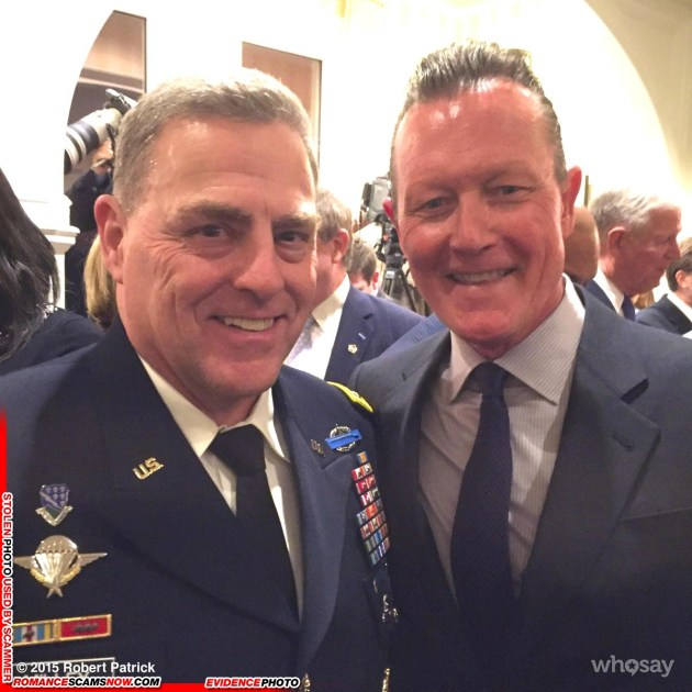 US Army General Mark Milley 16
