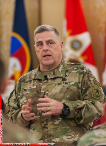 US Army General Mark Milley 5