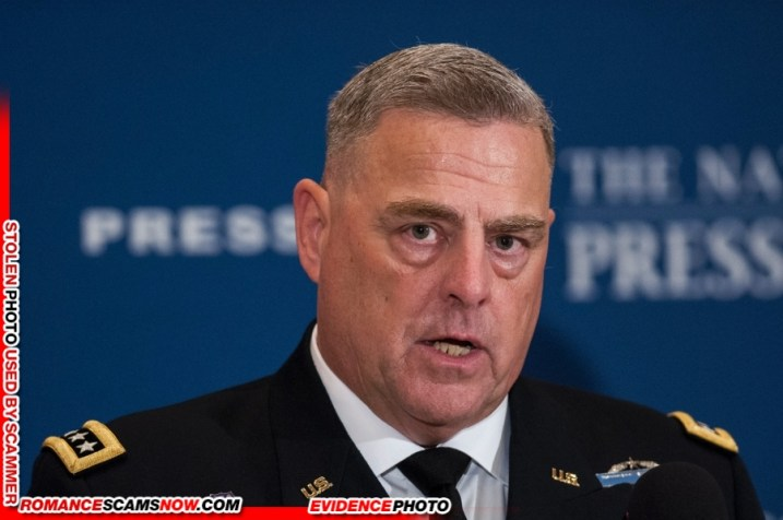 US Army General Mark Milley 8