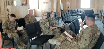 Sargent David Becker U S Army 11