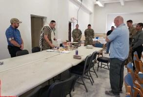 Sargent David Becker U S Army 12