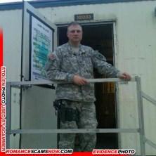 Sargent David Becker U S Army 27