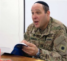 Sargent David Becker U S Army 7