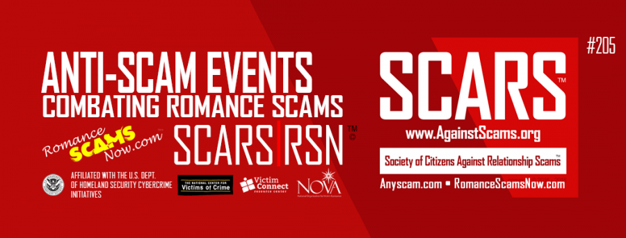 SCARS / RSN - AntiScam Events / Presentations / Travel - Page #205