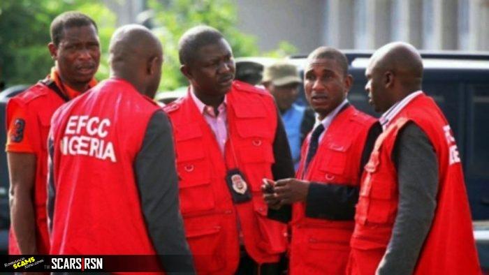 Nigerian EFCC Team