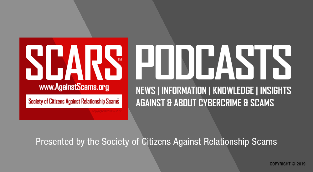 SCARS Podcast - Against Scams