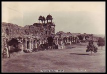 Where Delhi Grew Up From Over last 200 Years